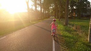 רכיבה בטוחה אופניים